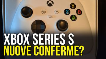 Video xbox lockhart è xbox series s: controller bianco rilancia il rumor!