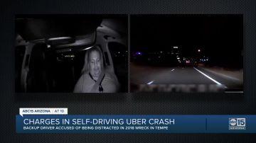 Video incidente mortale con auto a guida autonoma: la conducente è accusata di omicidio