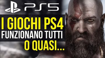 Video ps5: retrocompatibilità (quasi) totale con ps4! facciamo chiarezza!