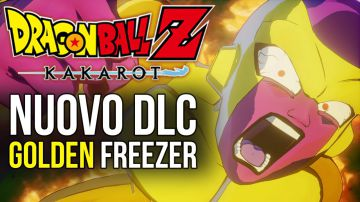Video dragon ball z kakarot: golden freezer nel dlc! prime immagini!