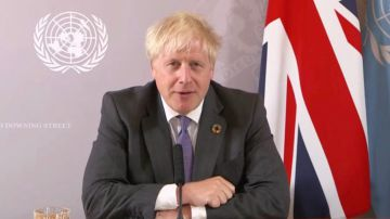 Video boris johnson: 'il regno unito sarà l'arabia saudita dell'energia eolica'
