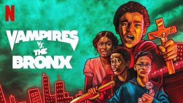 Video vampires vs the bronx, la commedia horror di netflix arriva ad ottobre: ecco il trailer