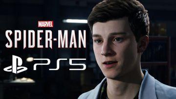 Video marvel's spider man remastered, proteste per il volto di peter: la replica di insomniac