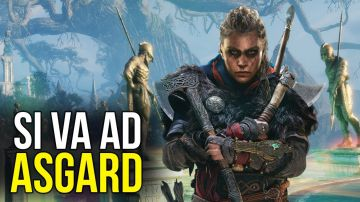 Video assassin's creed valhalla senza confini, da asgard all'america: tutti i dettagli in video!