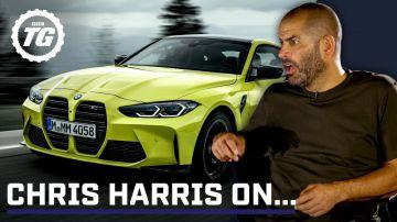 Video chris harris sulla nuova bmw m4:'ma che diavolo hanno combinato?'