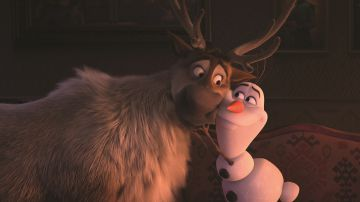 Video frozen, su disney+ torna olaf: ecco il trailer di once upon a snowman