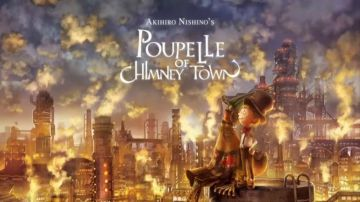 Video poupelle of chimney town: nuovo trailer per l'ambizioso anime steampunk in uscita a natale