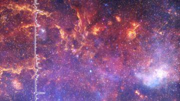 Video le immagini del cosmo possono essere trasformate in musica: il risultato è incredibile