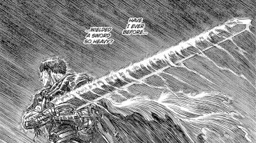 Video quanto pesa la spada di gatsu? una coltelleria ha provato a forgiare lo spadone di berserk