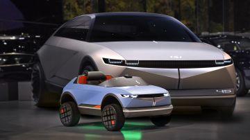 Video ecco l'auto elettrica più piccola del mondo: è opera di hyundai