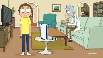 Video ps5, il nuovo spot in italiano ha per protagonisti rick e morty