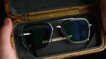 Video iron man: un fan marvel ha ricreato degli occhiali e.d.i.t.h. funzionanti, eccoli!