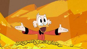 Video ducktales: la sorella di paperone fa il suo debutto nel prossimo episodio!