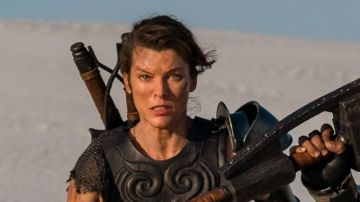 Video monster hunter, il videogame si collegherà al film con milla jovovich: ecco come!