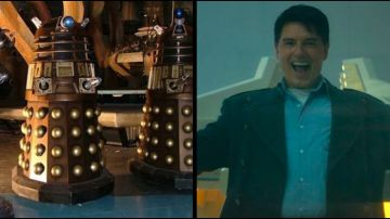 Video doctor who holiday special: il nuovo look dei dalek e il ritorno del capitano