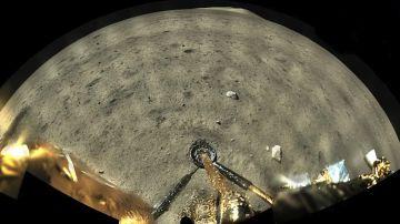 Video ecco il video dell'atterraggio del veicolo spaziale chang'e 5 sulla luna
