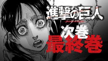 Video l'attacco dei giganti: il nuovo spot tv per la fine del manga mostra la furia di eren