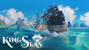 Video king of seas: il nuovo video gameplay fissa l'uscita dell'action gdr italiano
