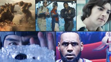 Video space jam 2, the conjuring 3, il nuovo clint eastwood: quanti film nel trailer hbo max!