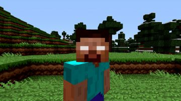 Video minecraft: fan scopre la mappa di herobrine, l'inquietante alter-ego di steve!