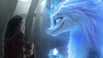 Video raya e l'ultimo drago, ascoltate la nuova canzone disney nell'ultimo trailer!