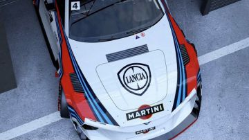 Video la lancia delta s4 martini racing torna in vita dopo 35 anni