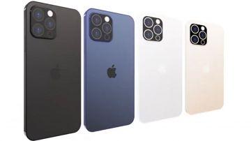 Video iphone 13 pro senza porte e con touch id nel pulsante laterale si mostra in un concept