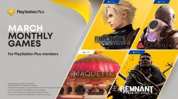 Video playstation plus marzo 2021: annunciati i nuovi giochi gratis, c'è anche ff7 remake!