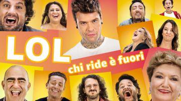 Video lol: chi ride è fuori, svelato il cast dello show comico in arrivo su amazon prime video