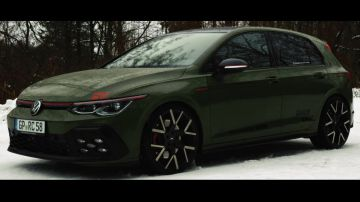 Video vw golf gti: una modifica da 600 euro la porta a 300 cv