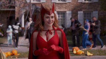 Video wandavision: come sarà il costume di scarlet witch? ce lo svela un utente di twitter
