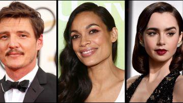 Video pedro pascal, rosario dawson e lily collins tra i protagonisti del nuovo show di apple tv+