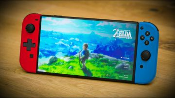 Video nintendo switch pro con schermo oled 7 pollici e supporto 4k, nuovo report di bloomberg