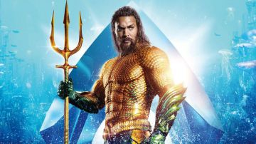 Video zack snyder's justice league, il trailer e il character poster dedicati ad aquaman
