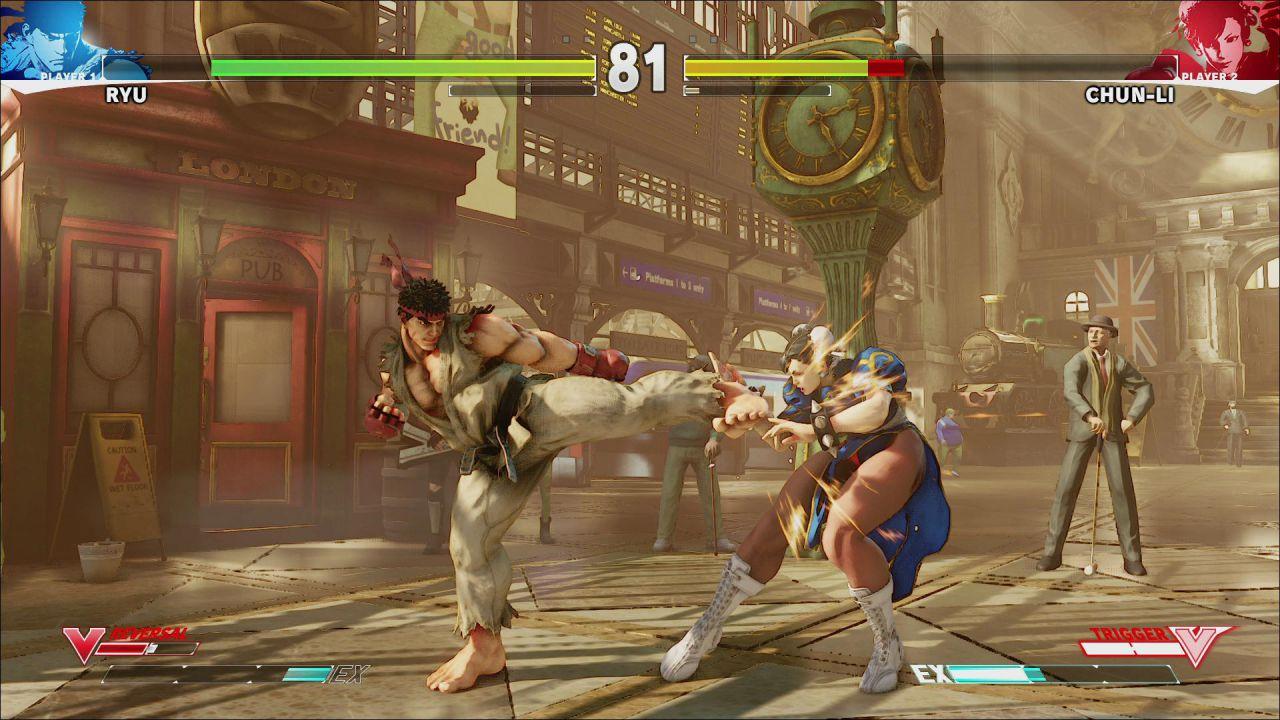 [Aggiornata] Annunciate le date di inizio e fine per la beta di Street Fighter 5