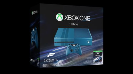 [Aggiornata] Annunciato un bundle Xbox One dedicato a Forza Motorsport 6
