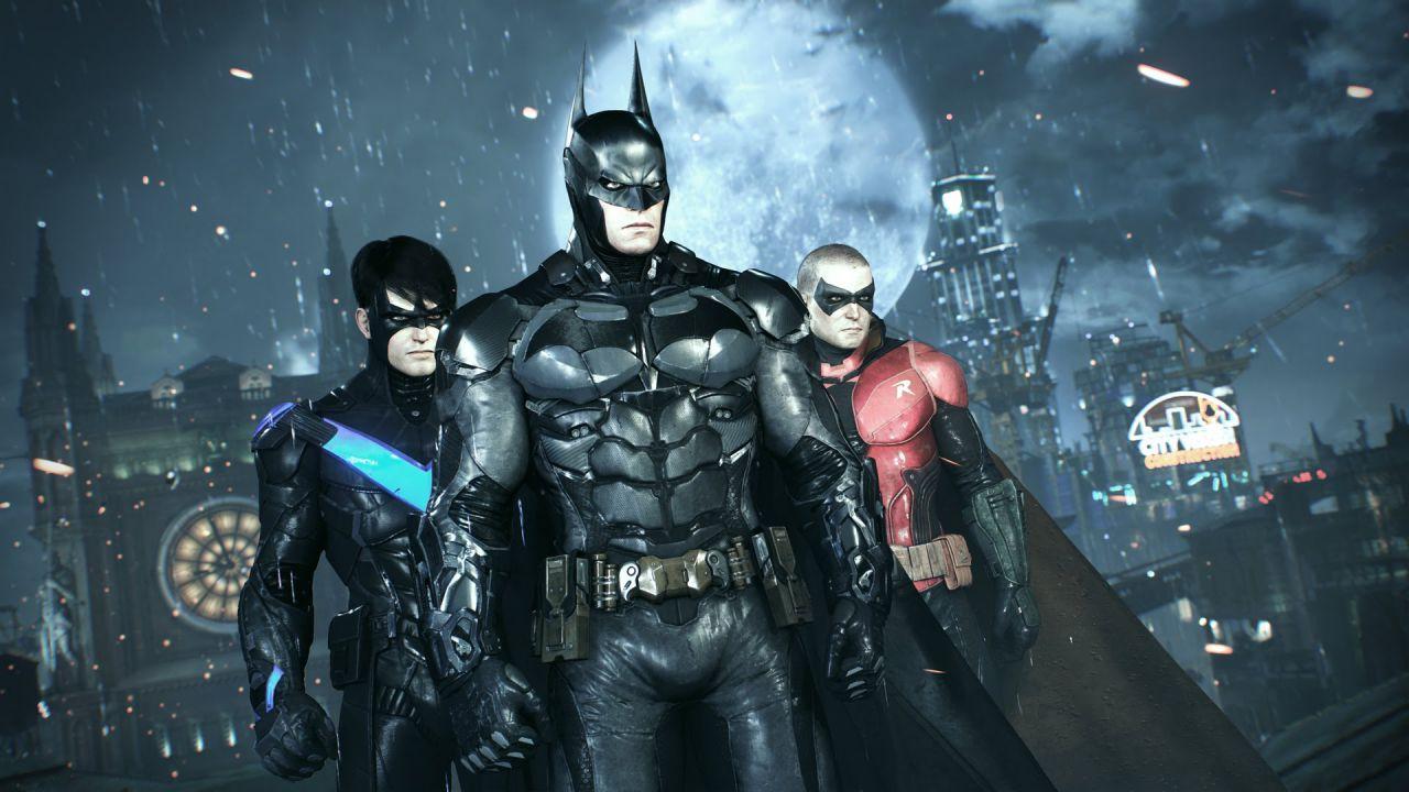 [Aggiornata] Batman Arkham Knight si aggiorna su PS4