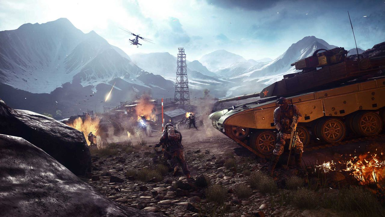 [Aggiornata] Battlefield 4: disponibili una mappa gratuita e una nuova patch