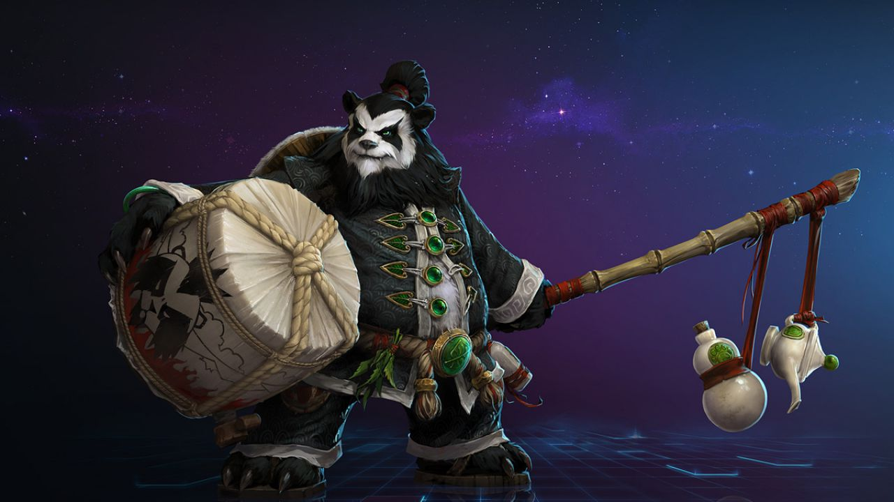 [Aggiornata] Blizzard rivela un nuovo eroe di Heroes of The Storm