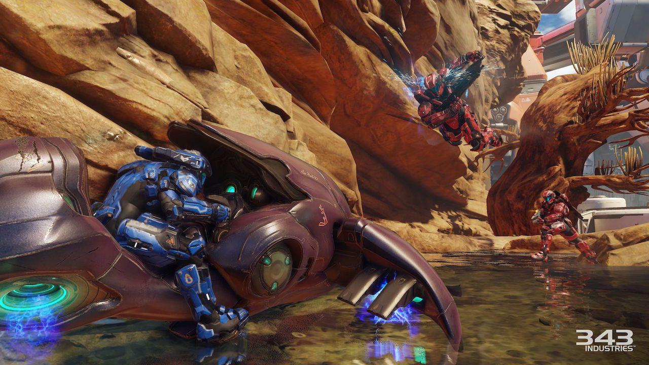 [Aggiornata] Il Blue Team ci guida nella campagna di Halo 5: Guardians