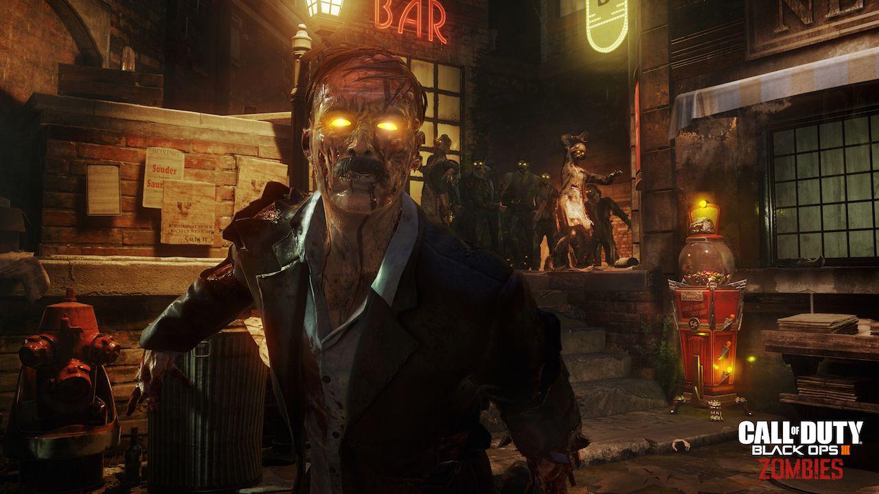 [Aggiornata] Call of Duty Black Ops 3: trapelano due nuovi video della modalità Zombie