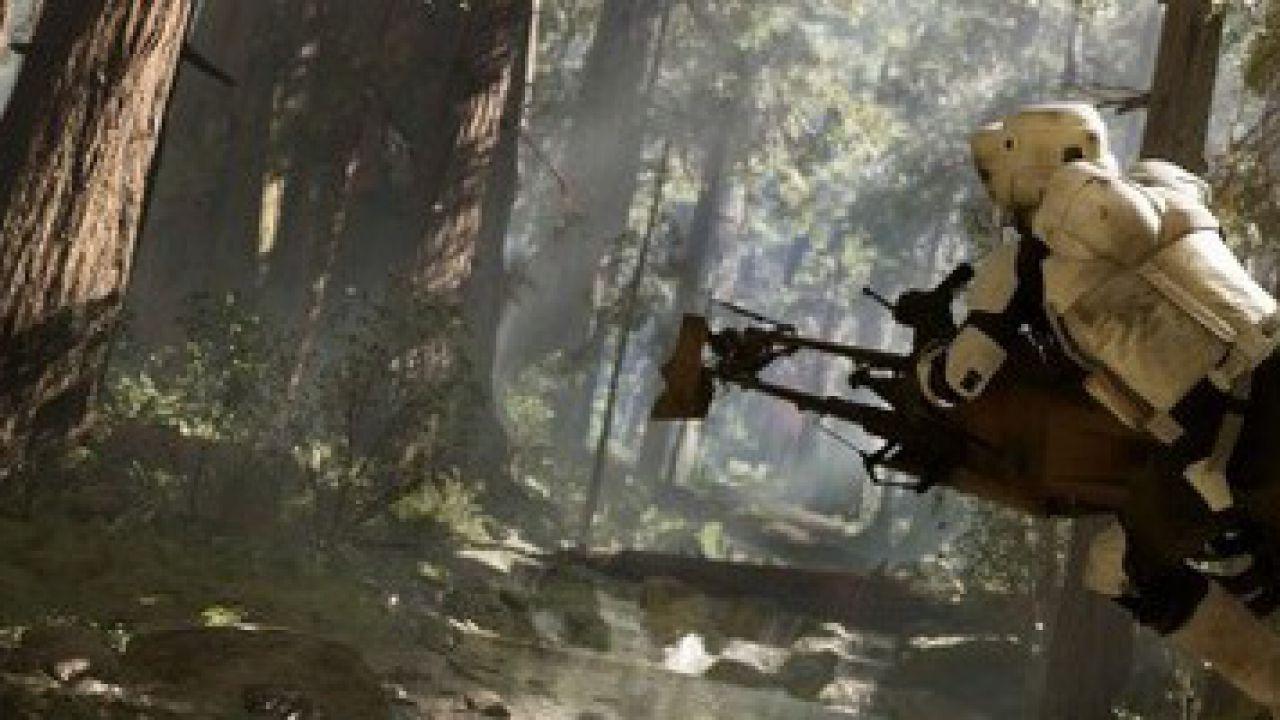 [Aggiornata] Dovremo attendere il mese di dicembre per giocare a Star Wars Battlefront?