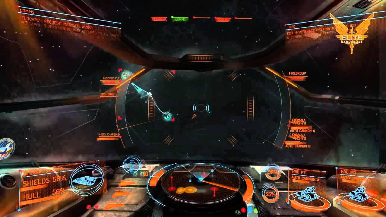 [Aggiornata] Elite Dangerous uscirà anche su PlayStation 4?