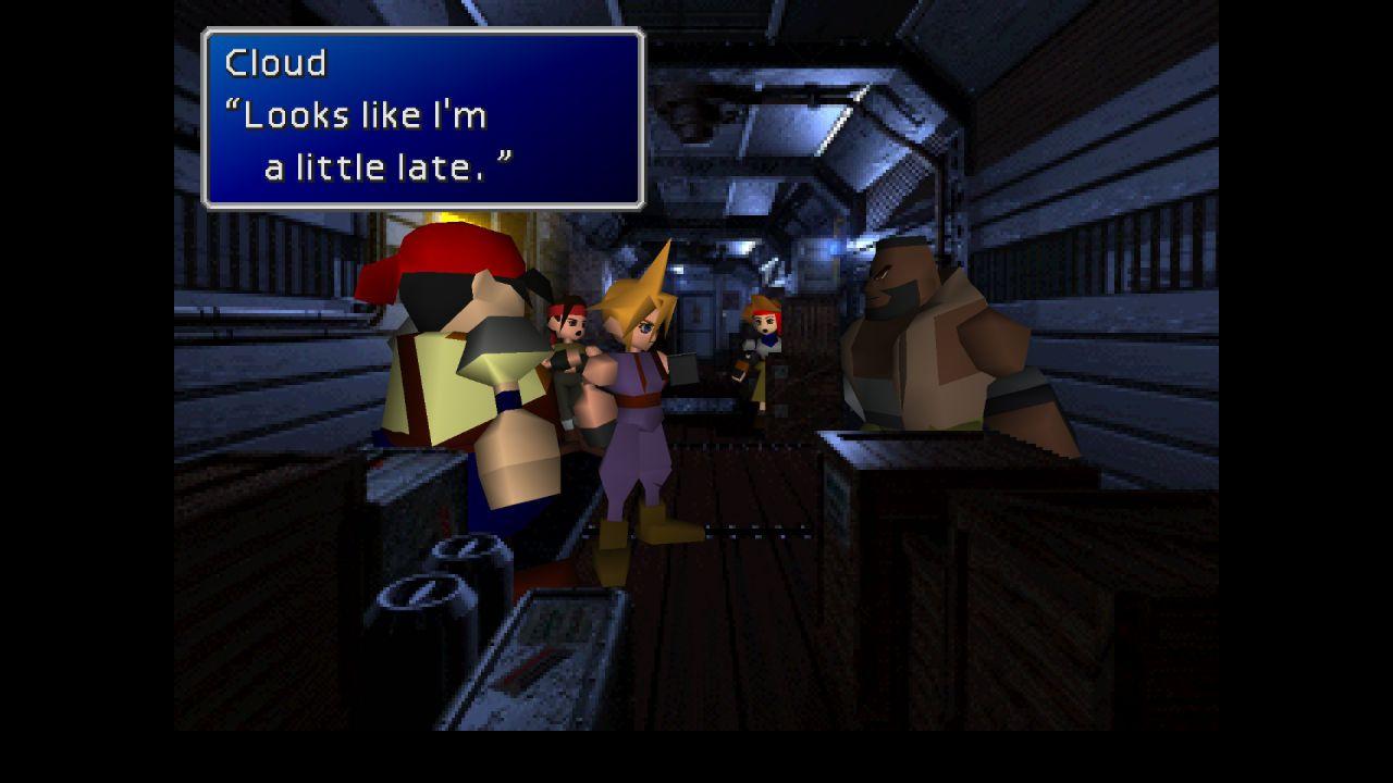 [Aggiornata] Final Fantasy VII arriva su PS4 a ottobre