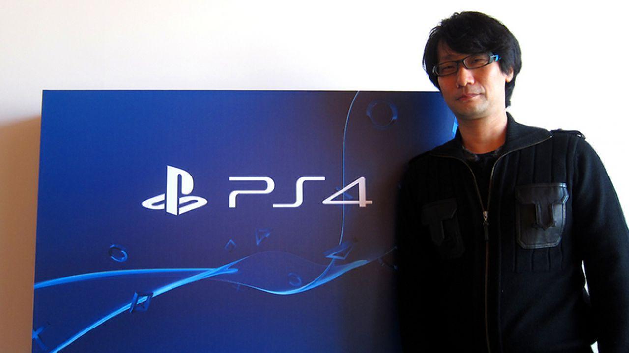 [Aggiornata] Hideo Kojima ha lasciato Konami e sta per aprire uno studio indipendente