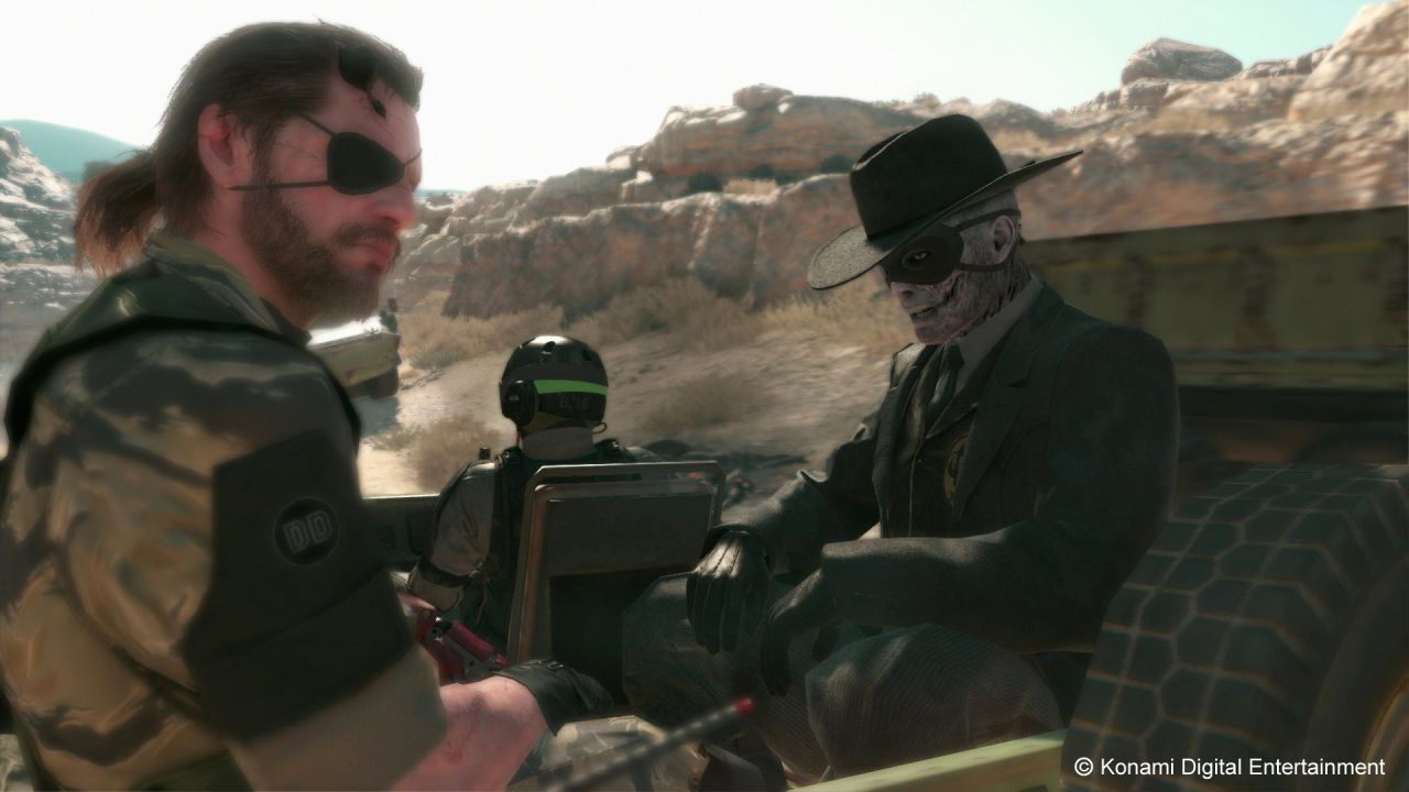 [Aggiornata] Kojima annuncia la data di arrivo del trailer di lancio di Metal Gear Solid 5: The Phantom Pain