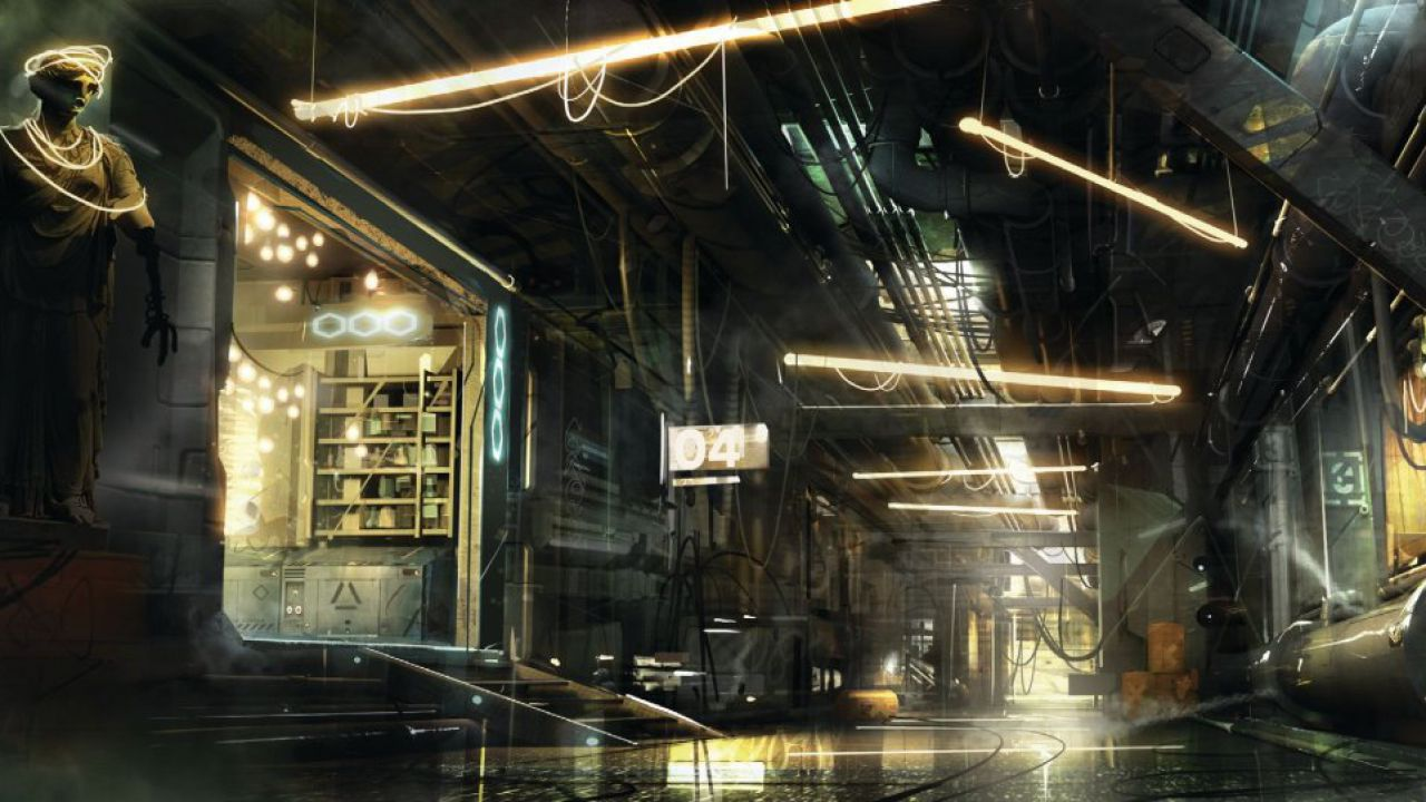 [Aggiornata] Un leak potrebbe aver svelato Deus Ex Mankind Divided, sequel di Human Revolution
