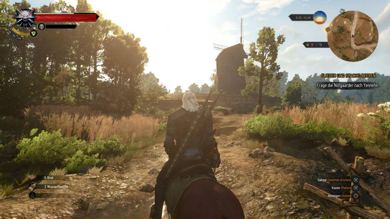 [Aggiornata] La patch 1.03 di The Witcher 3 per Xbox One migliorerà anche la leggibilità dei testi
