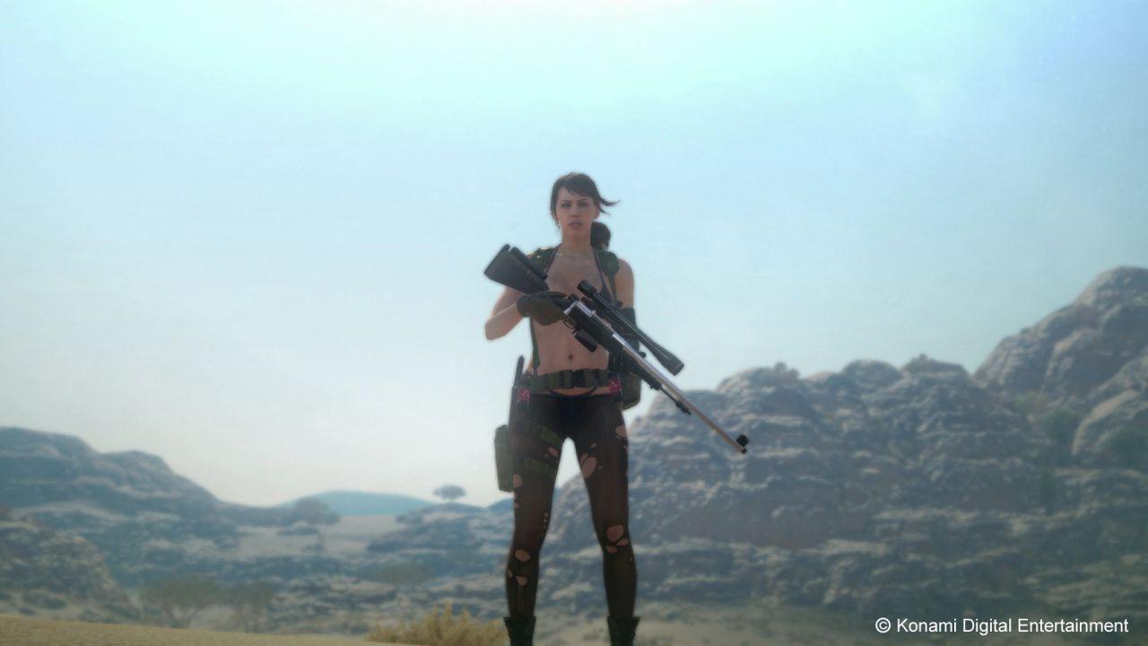 [Aggiornata] Prestazioni molto simili per Metal Gear Solid V The Phantom Pain su Xbox One e PS4