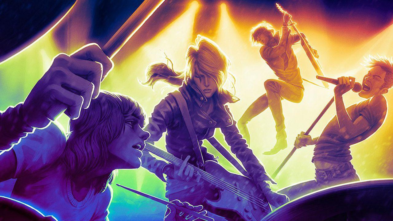 [Aggiornata] Il primo video di gameplay di Rock Band 4 verrà mostrato tra pochissimo